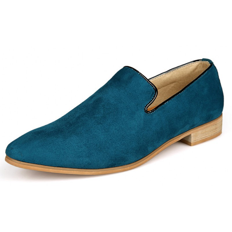 Teal Dress Shoes