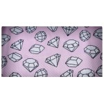 Pink Diamonds Cartoons Net Sleeveless Mens T-shirt Vest Sports Tank Top