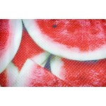 Red Juicy Watermelons Net Sleeveless Mens T-shirt Vest Sports Tank Top