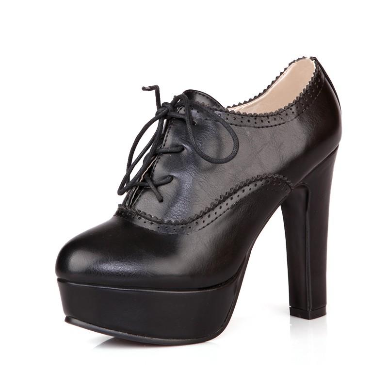 Vintage High Heel Shoes