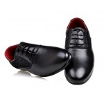 Black Glitters Bling Bling Lace Up Mens Oxfords Loafers Dress Shoes Flats