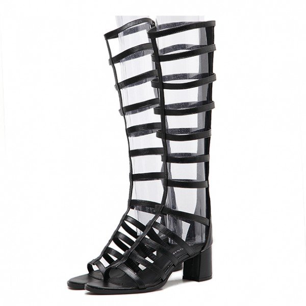 ada2fe5b9 black-thin-strappy-straps-gladiator-boots-mid-heels-sandals-shoes -600x600.jpg